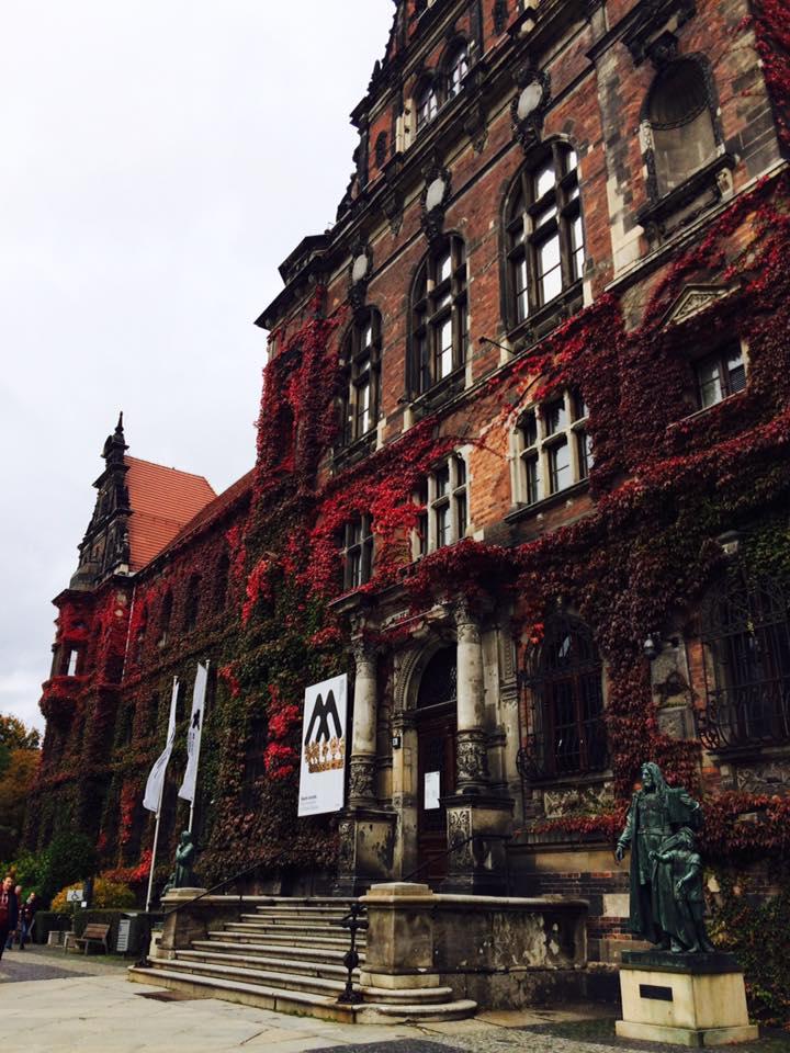 Muzeum Narodowe of Wrocław